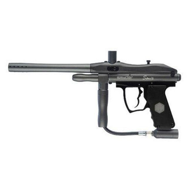 Paintball Gun Review Spyder Sonix