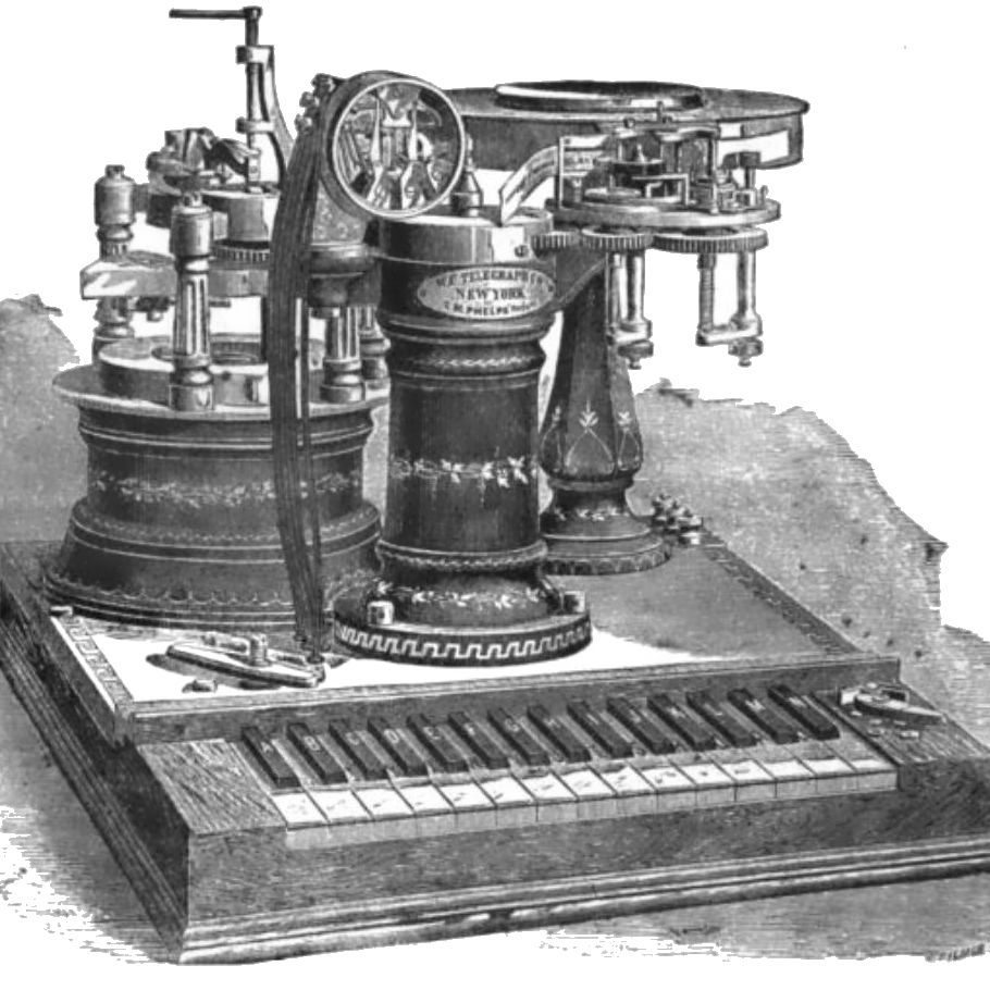 The History of the Electric Telegraph and Telegraphy