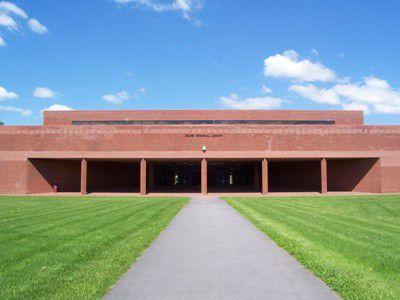 Crumb Memorial Library at SUNY Potsdam
