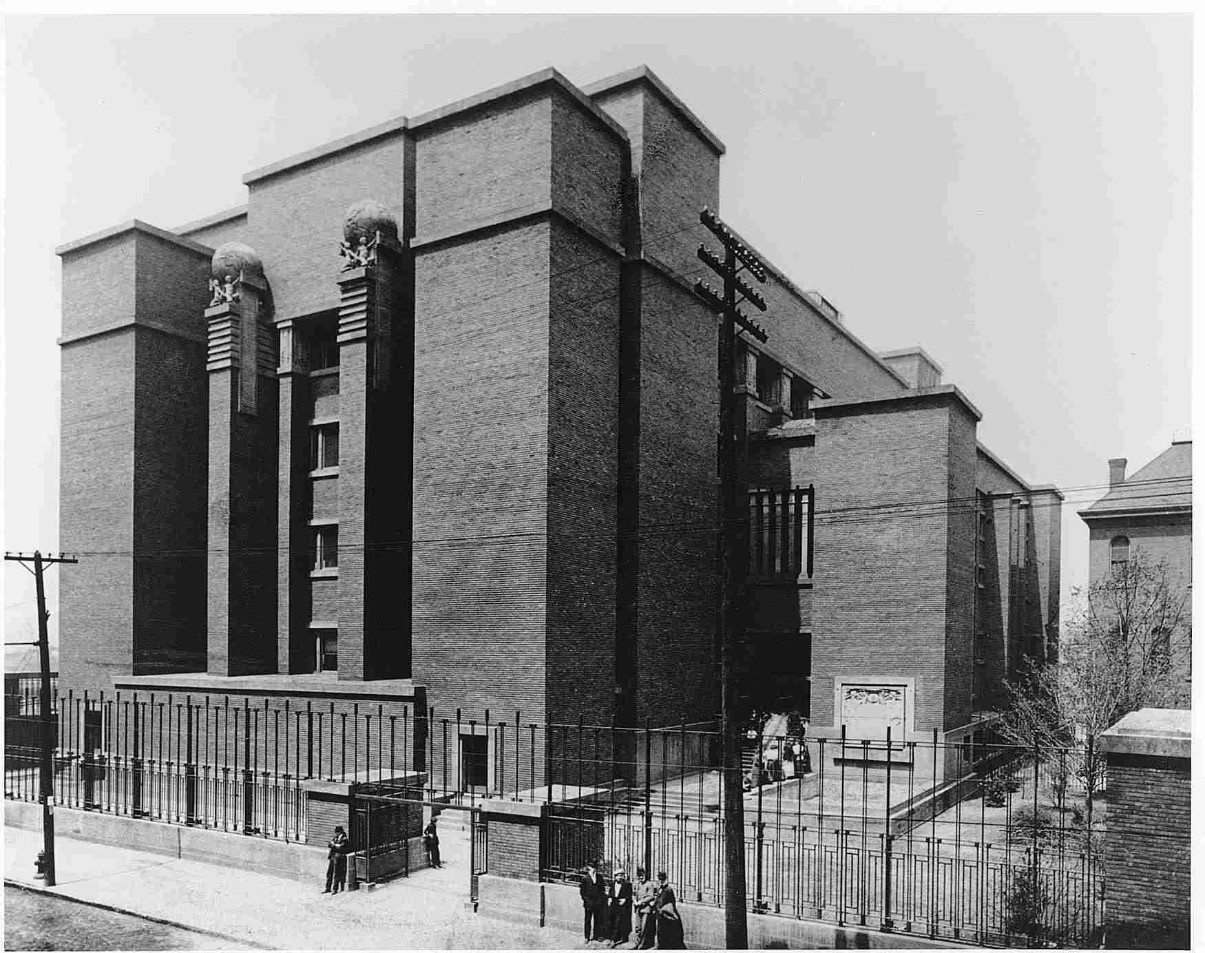 Larkin Company Administration Building in Buffalo, NY