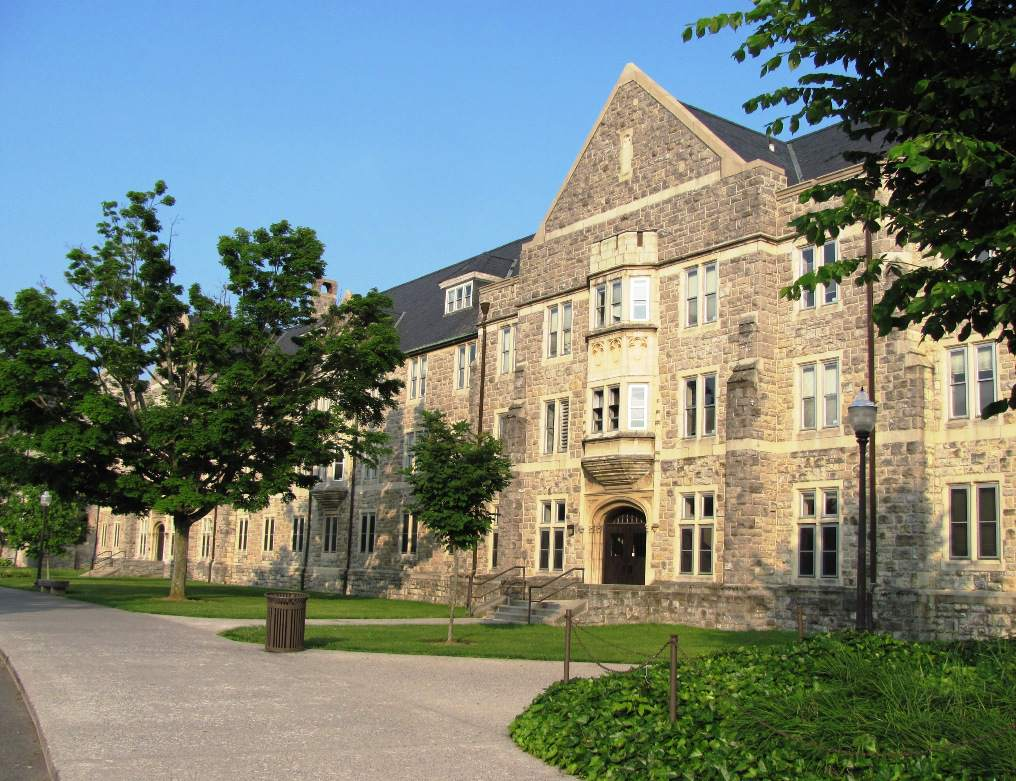 Campbell Hall at Virginia Tech