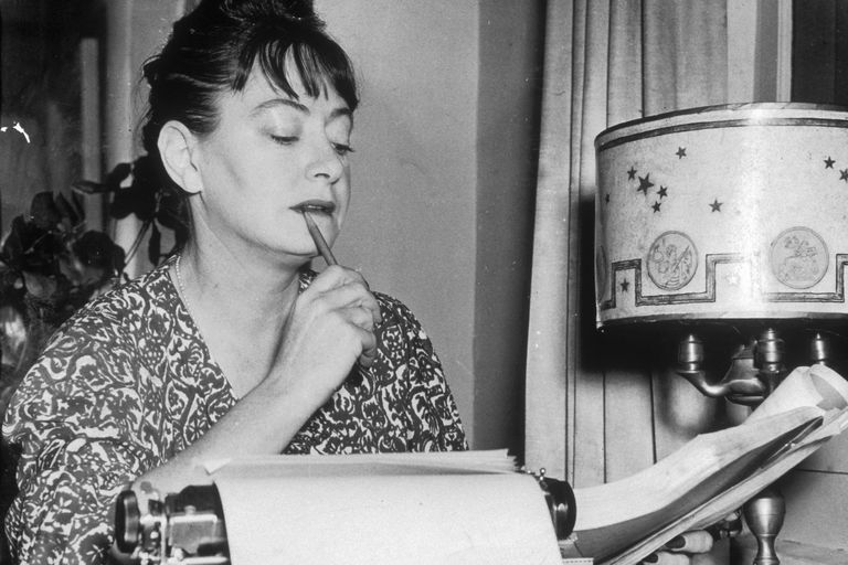 Dorothy Parker about 1948