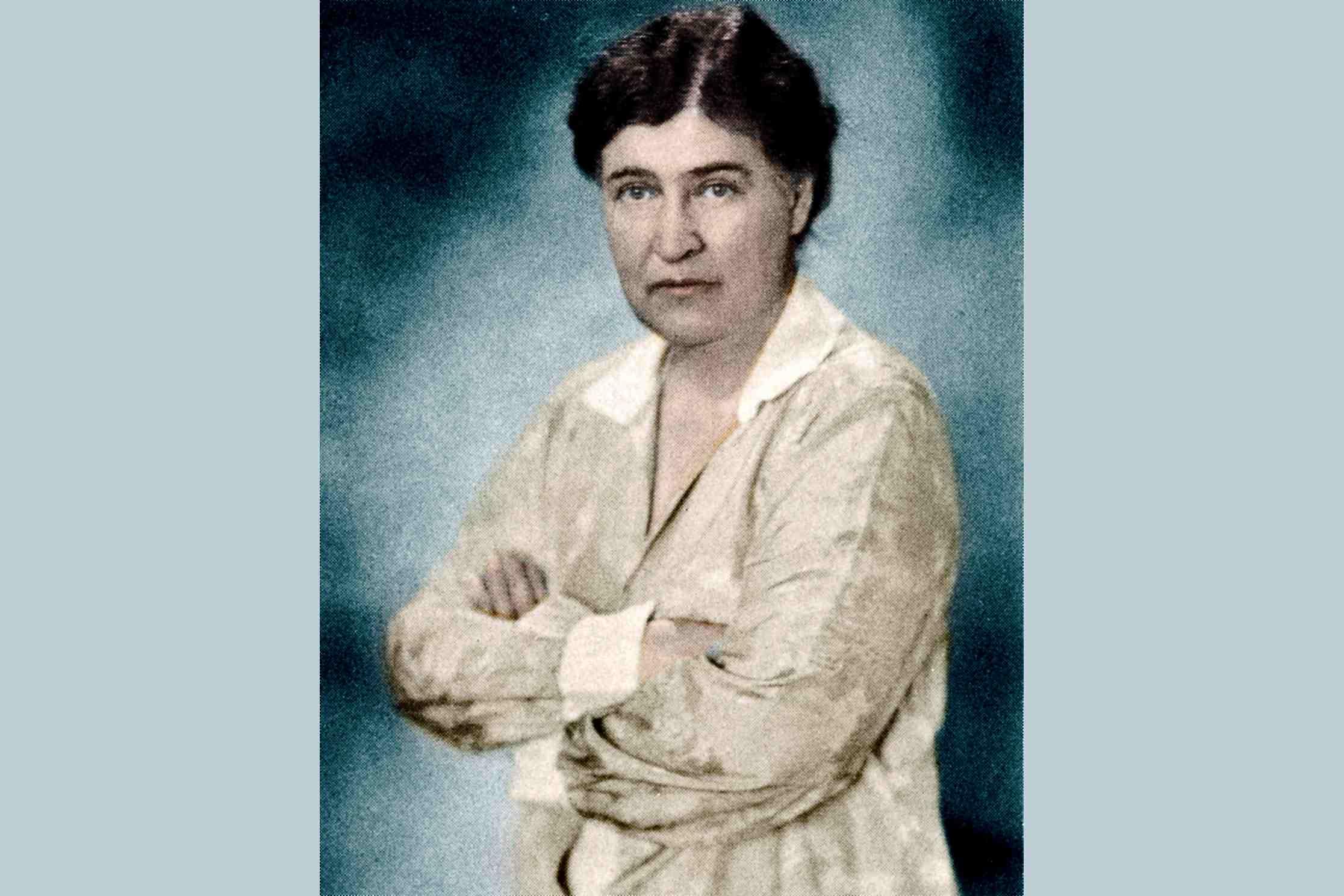 Willa Sibert Cather, 1920s