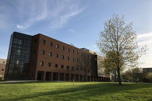 East Hall (English Department) at Bowling Green State University