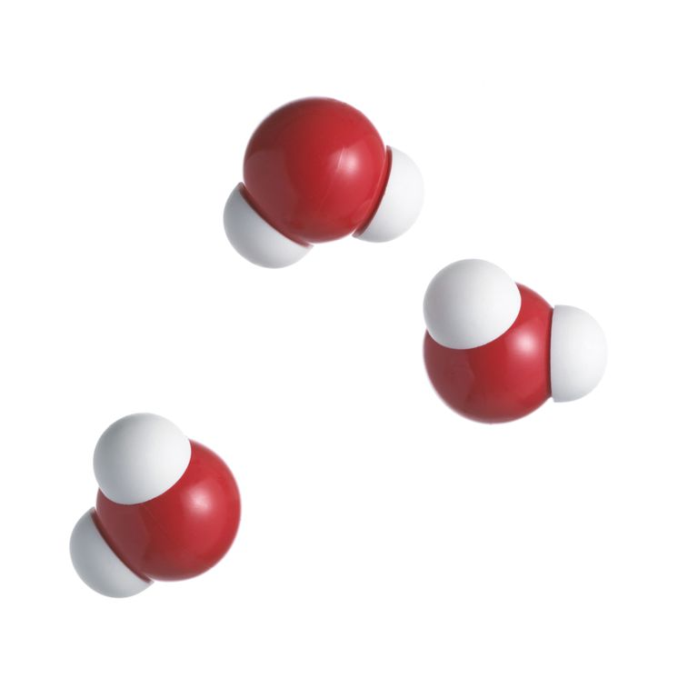 Hydrogen Bond Definition and Examples H2o Water Molecule