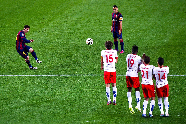 Free Kicks in Soccer