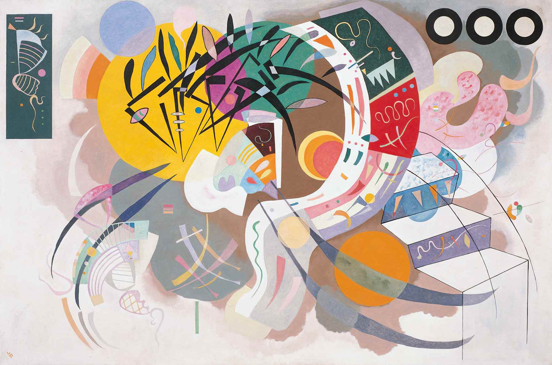 The Life Seni Dan Filsafat Vasily Kandinsky