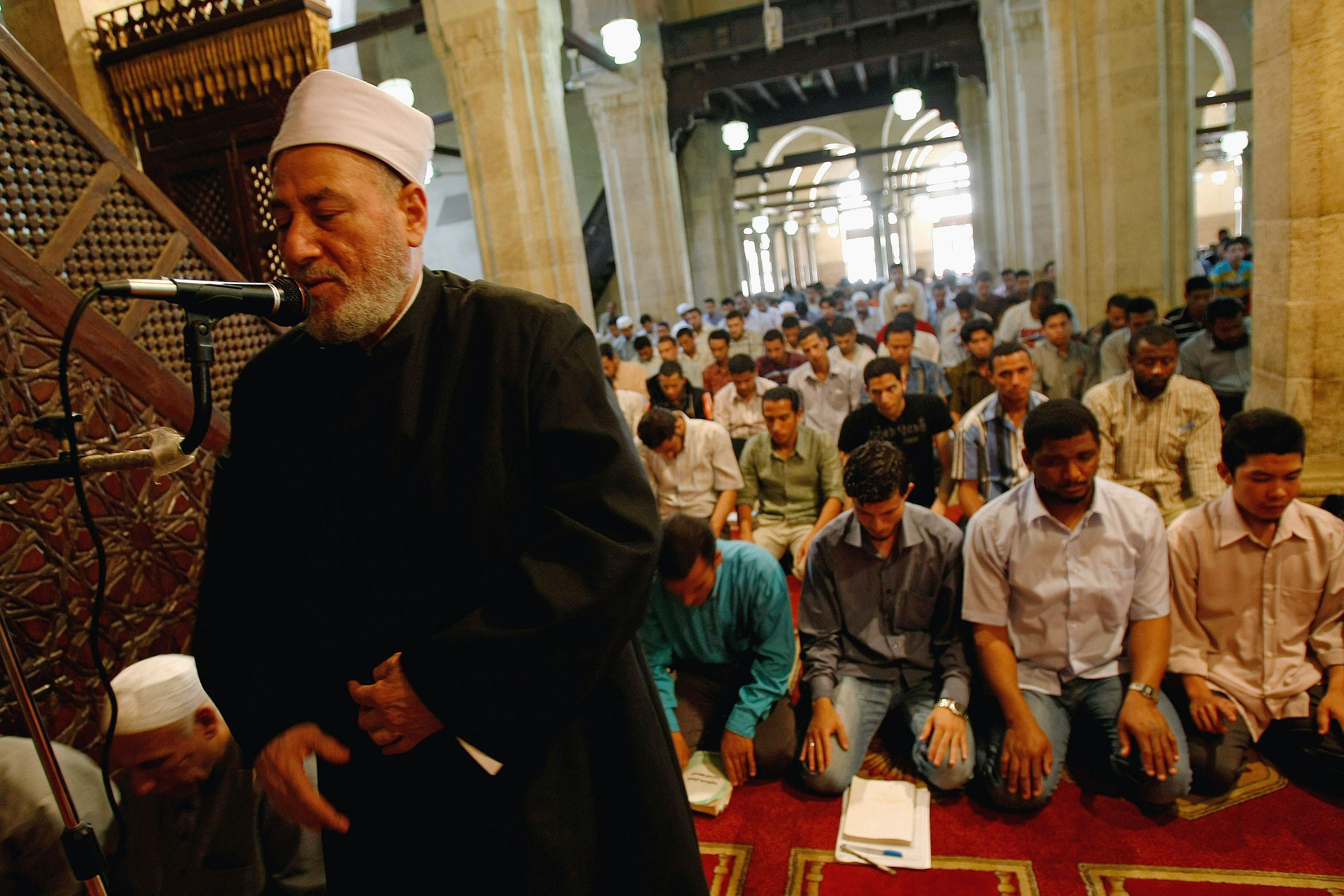 What Is The Role Of The Imam In Islam
