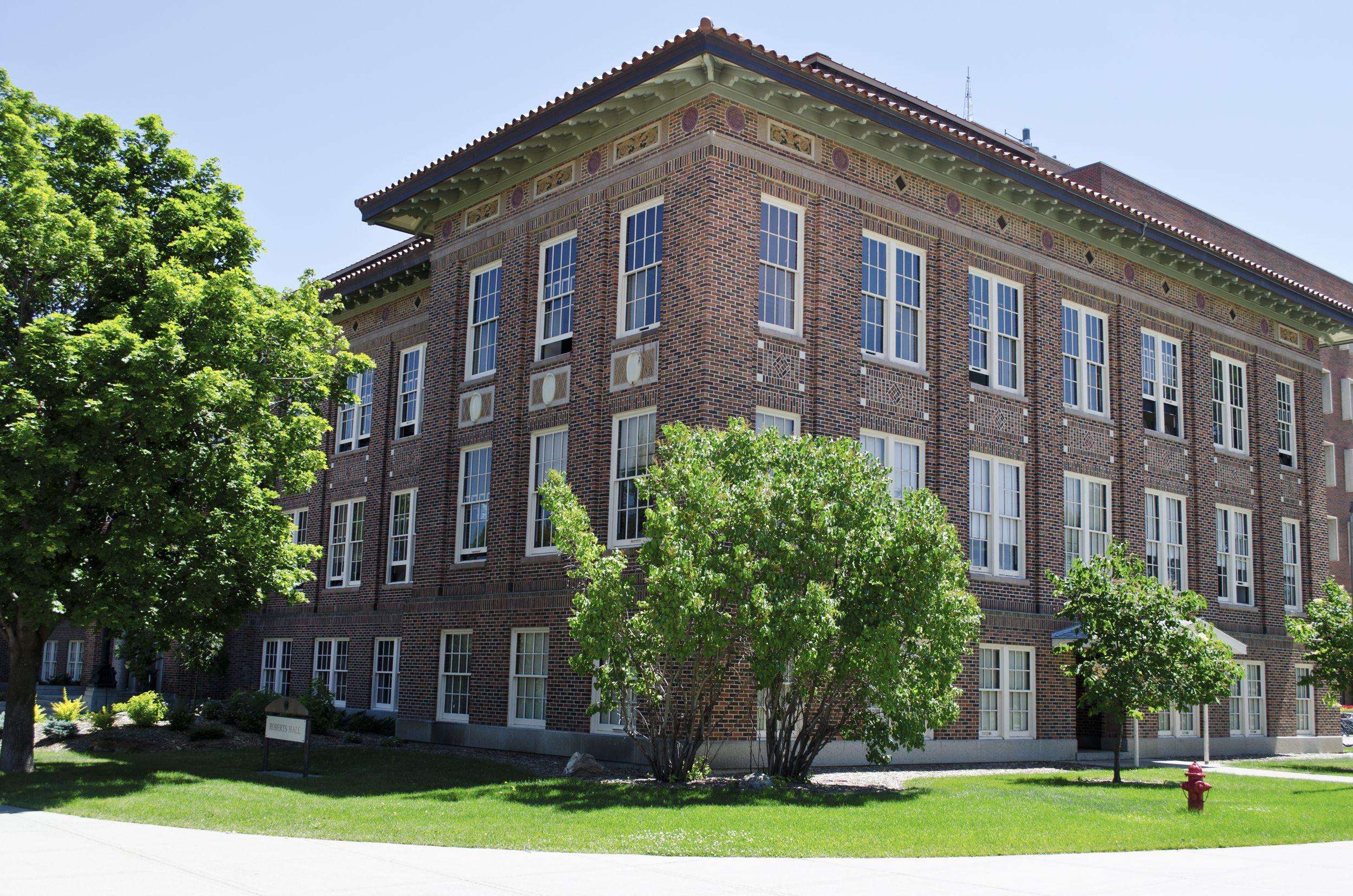 Roberts Hall, Montana State University
