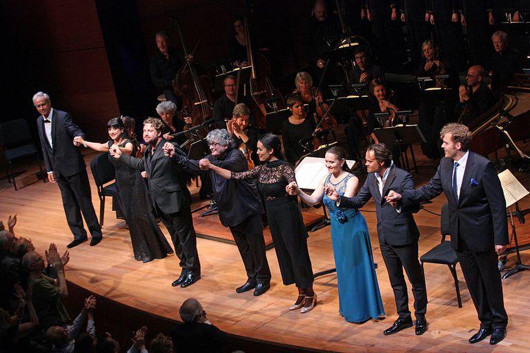 Performance of Idomeneo