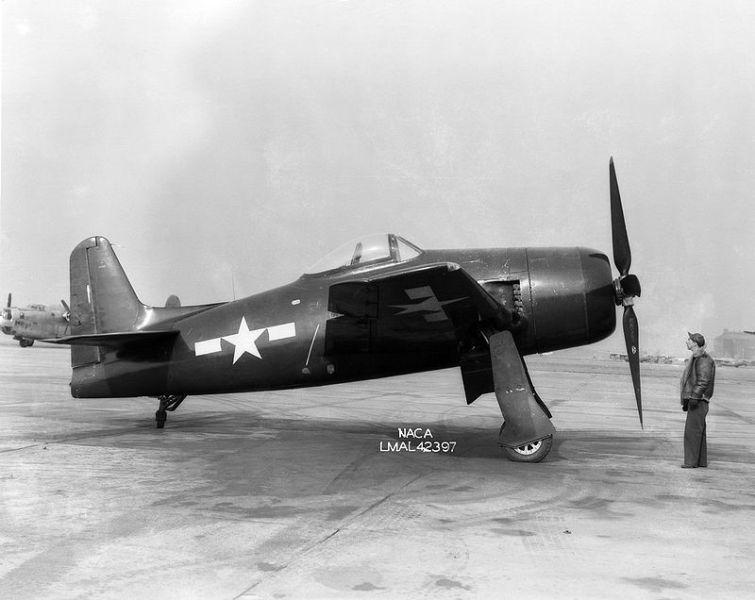 F8F Bearcat prototype