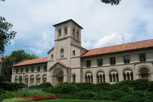 Oberlin College, Bosworth Hall