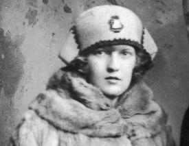 Portrait of Zelda Fitzgerald