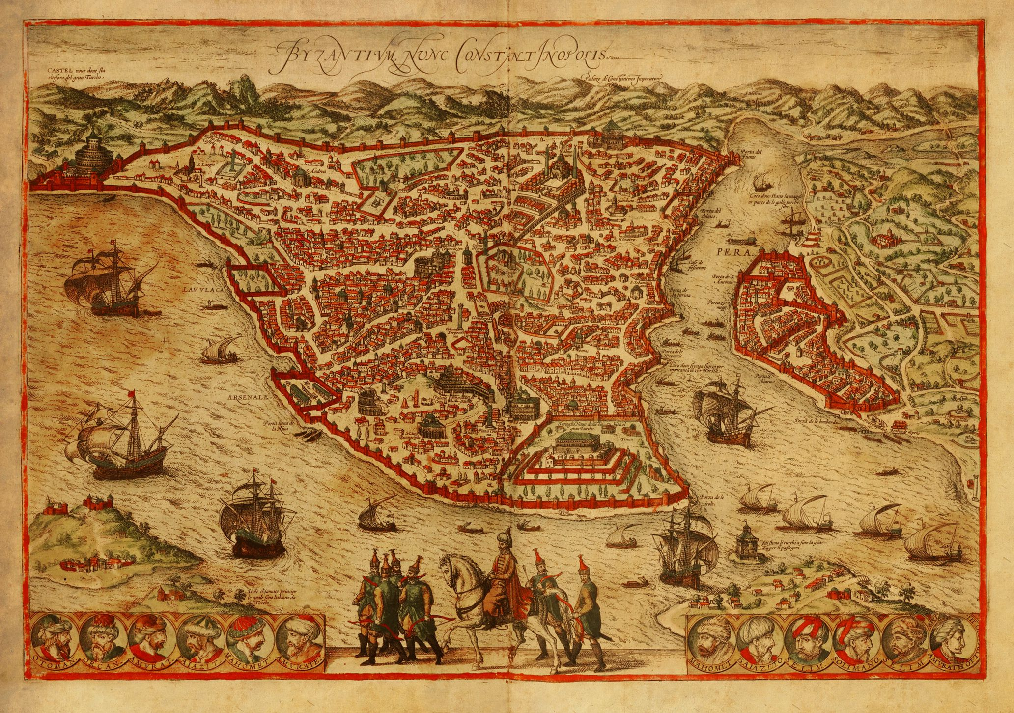 The Ottoman Empire Facts and Map