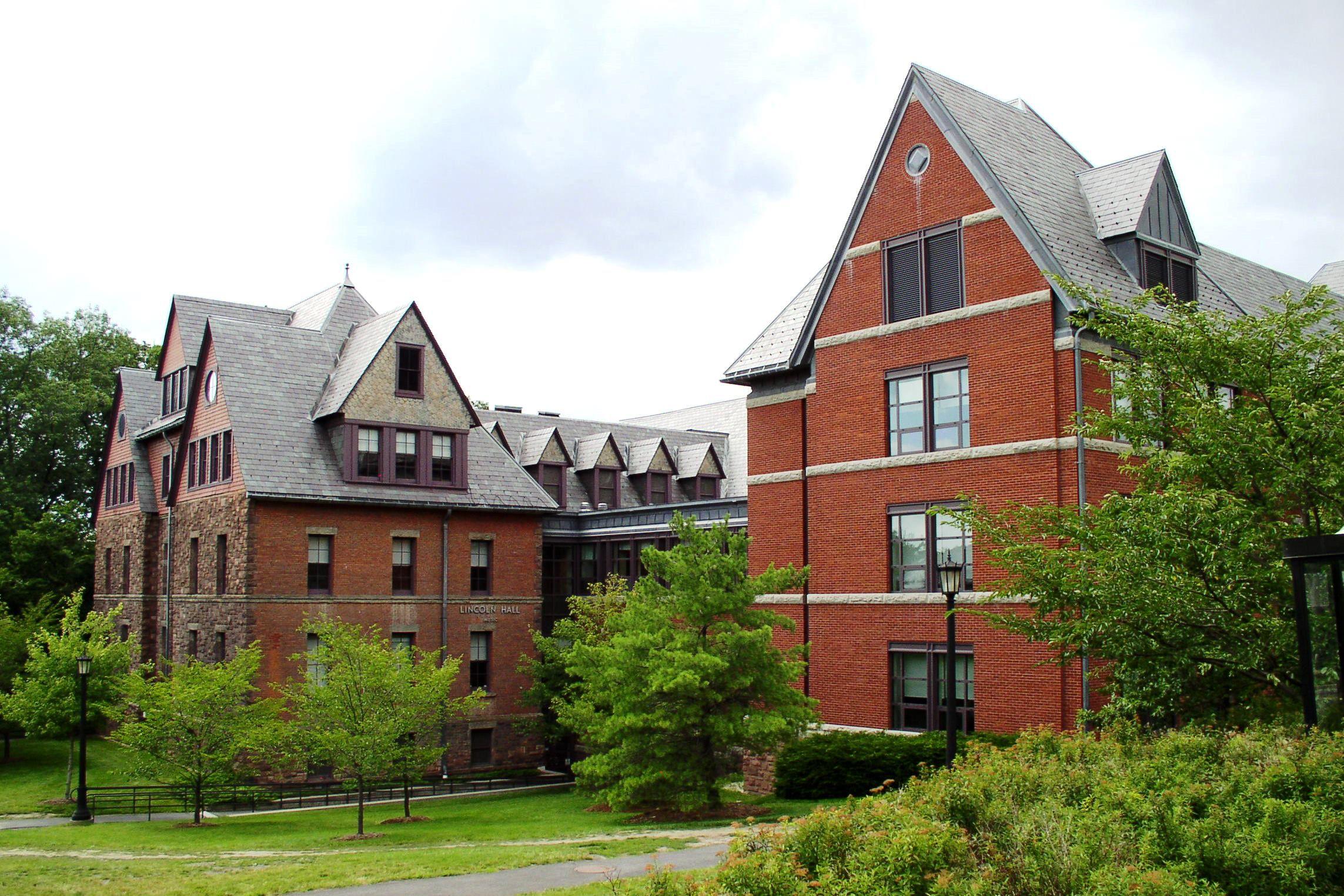 Cornell University Lincoln Hall