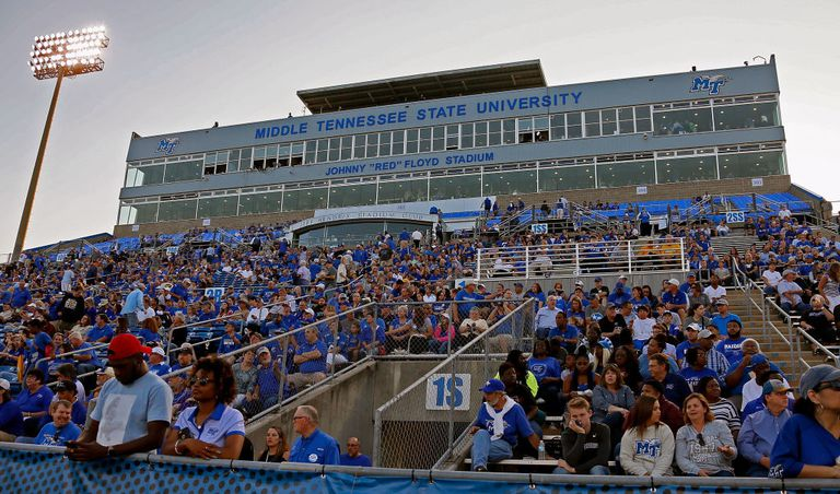 Middle Tennessee State University stadium