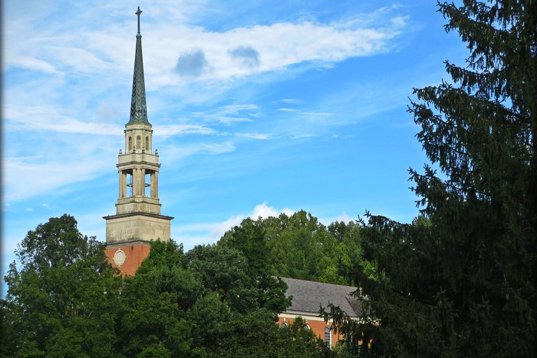 Seeger Chapel at Milligan College