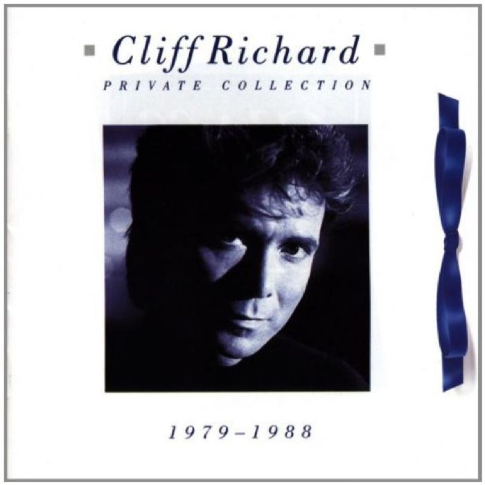 cliff richard private collection 1979 1988