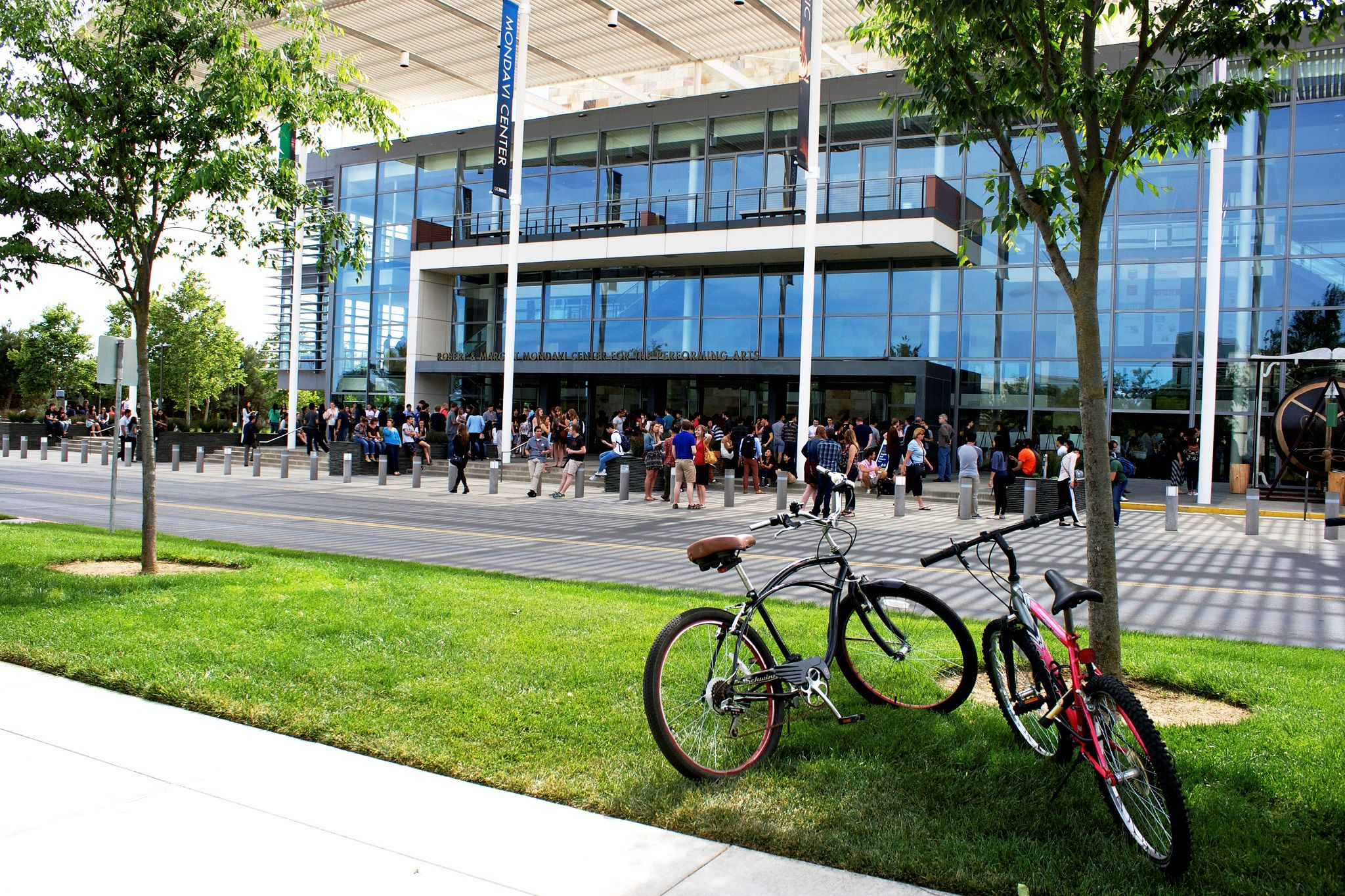 UC Davis Performing Arts Center
