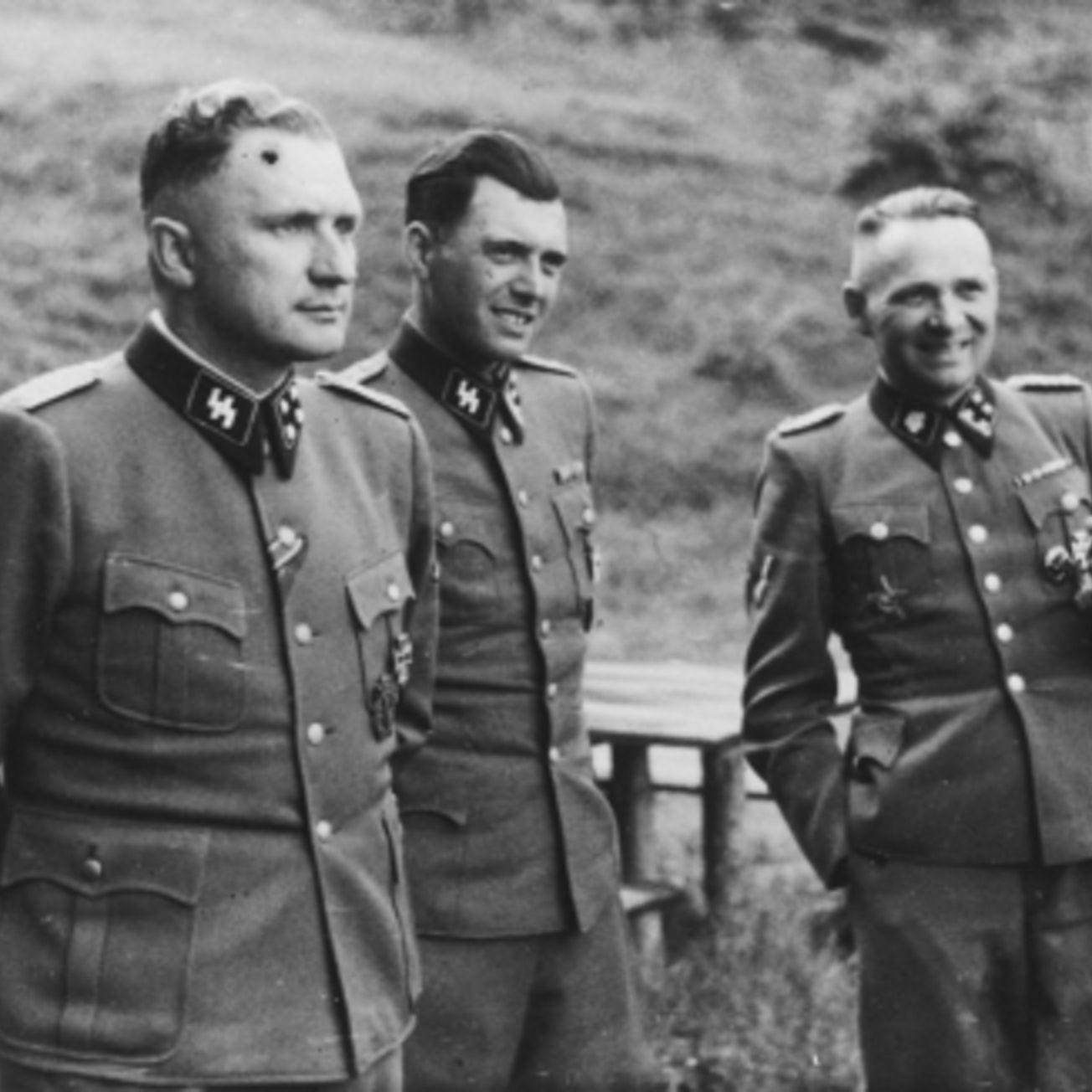 A Biography of Notorious Auschwitz Doctor Josef Mengele