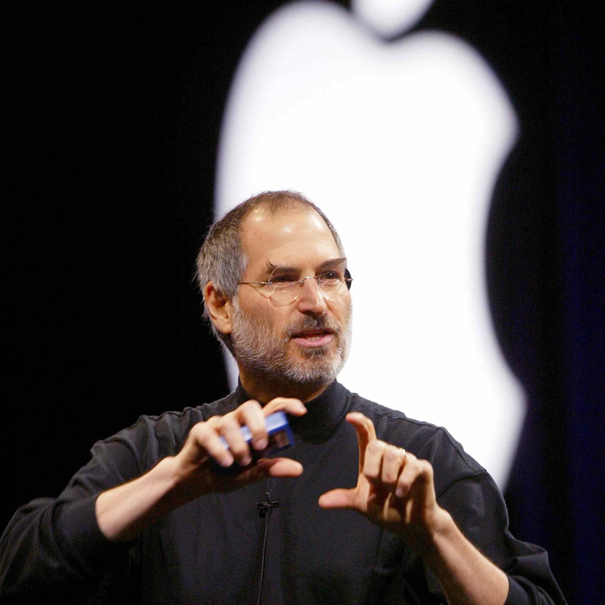 Apple-Chef Steve Jobs