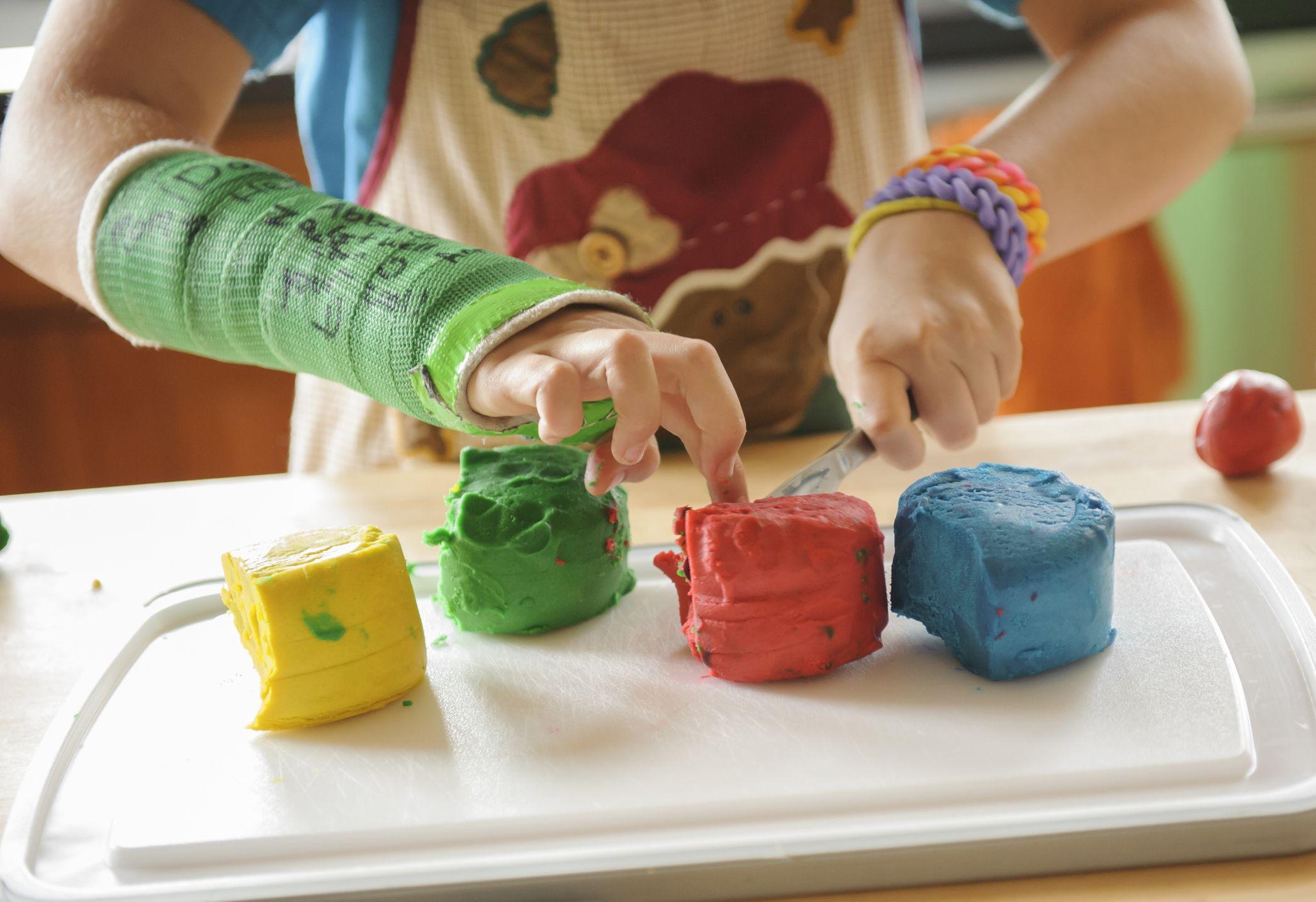 Inventing Play Doh Noah And Joseph Mcvicker