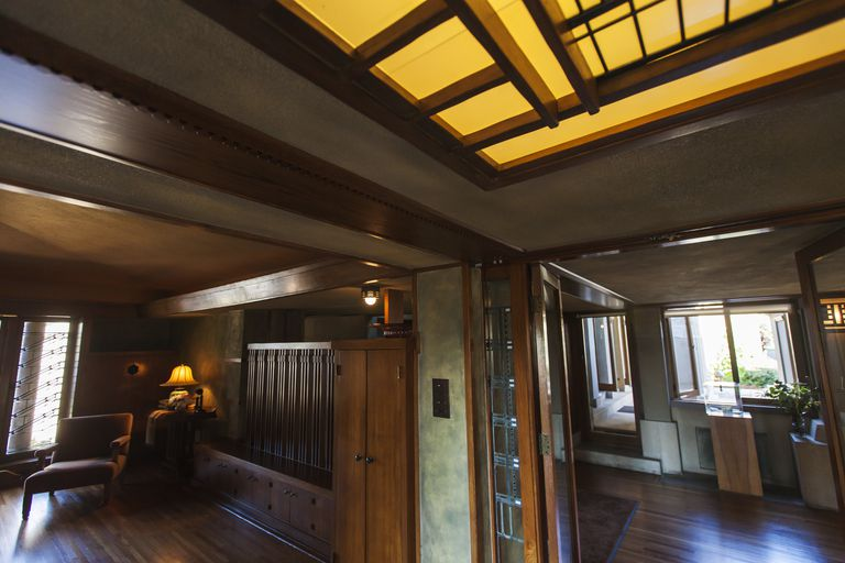 Why Wright S Hollyhock House Is Important Architecture