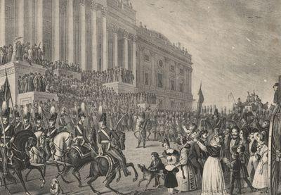 andrew jackson inauguration speech