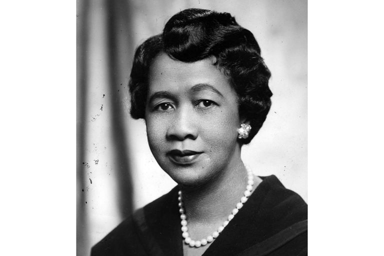 Dorothy Height, 1950