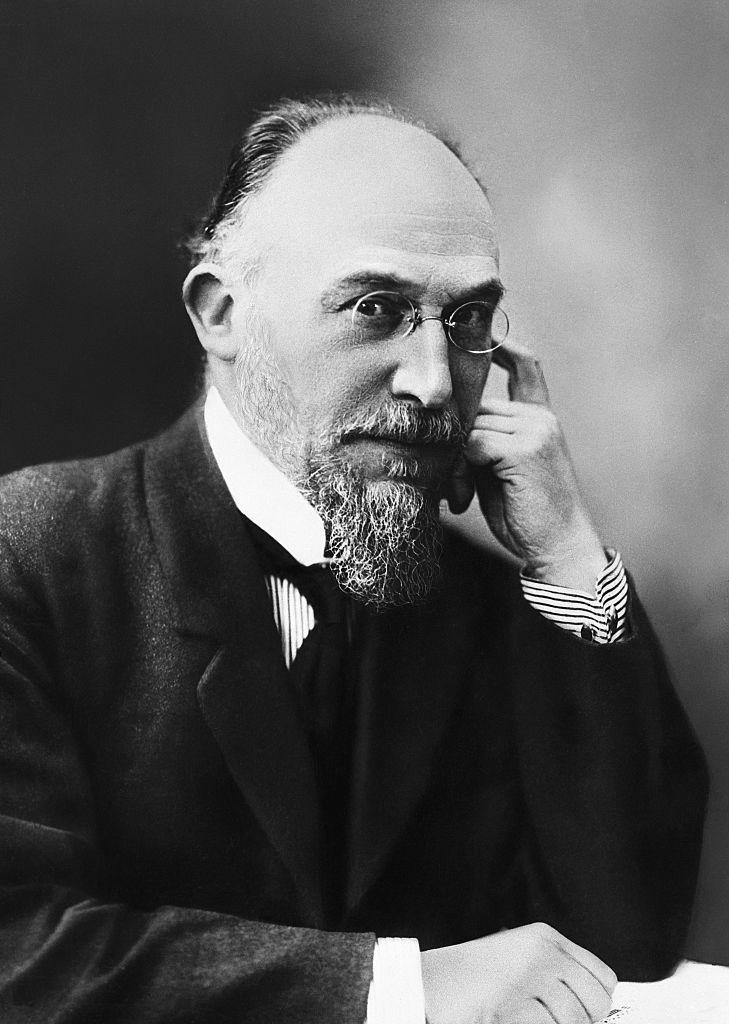 Composer Erik Satie