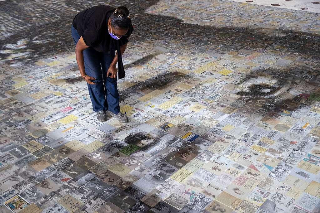 Union Station Unveils Mosaic Honoring Civil Rights Icon Ida B. Wells