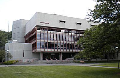 Ithaca College Library - The Gannett Center