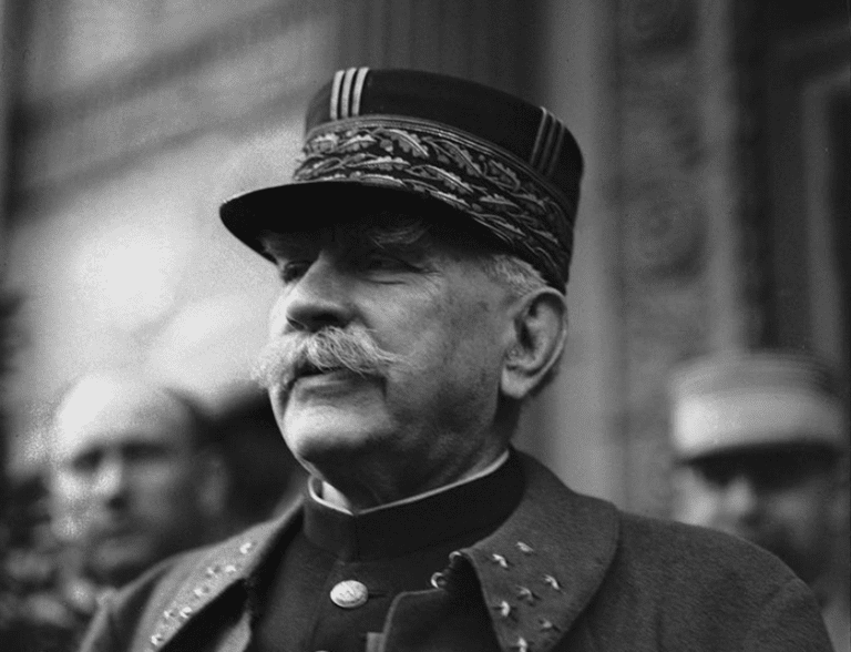 Marshal Joseph Joffre during World War I