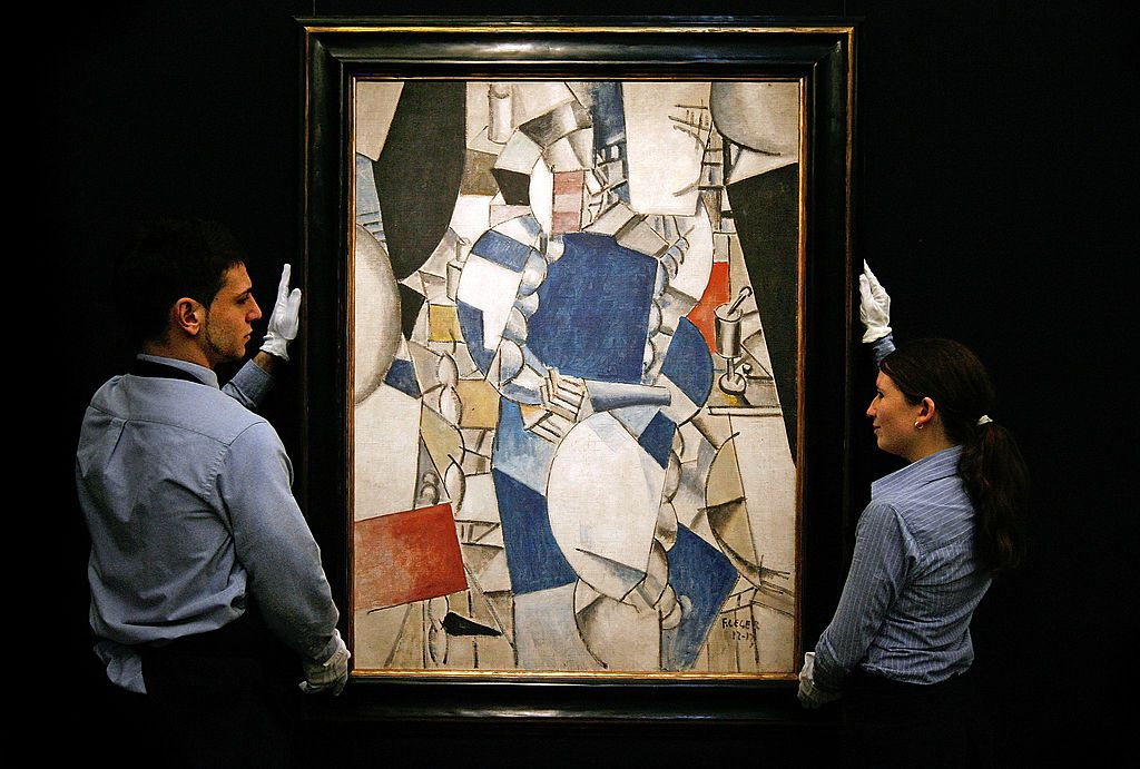 Fernand Leger highlights shown from impressionist and modern art sale