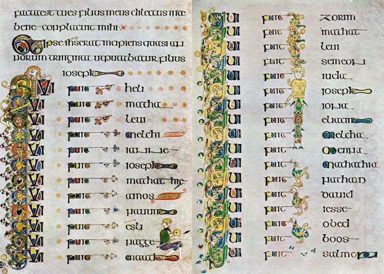 Genealogy Of Jesus Compare Matthew And Lukes Accounts