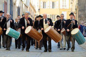 Provencal Musicians Aix-en-Provence