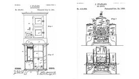 John Stanard patents