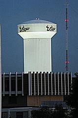 USF Water Tower