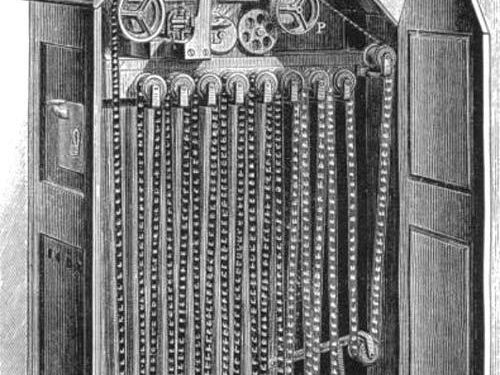 History and Development of the Kinetoscope