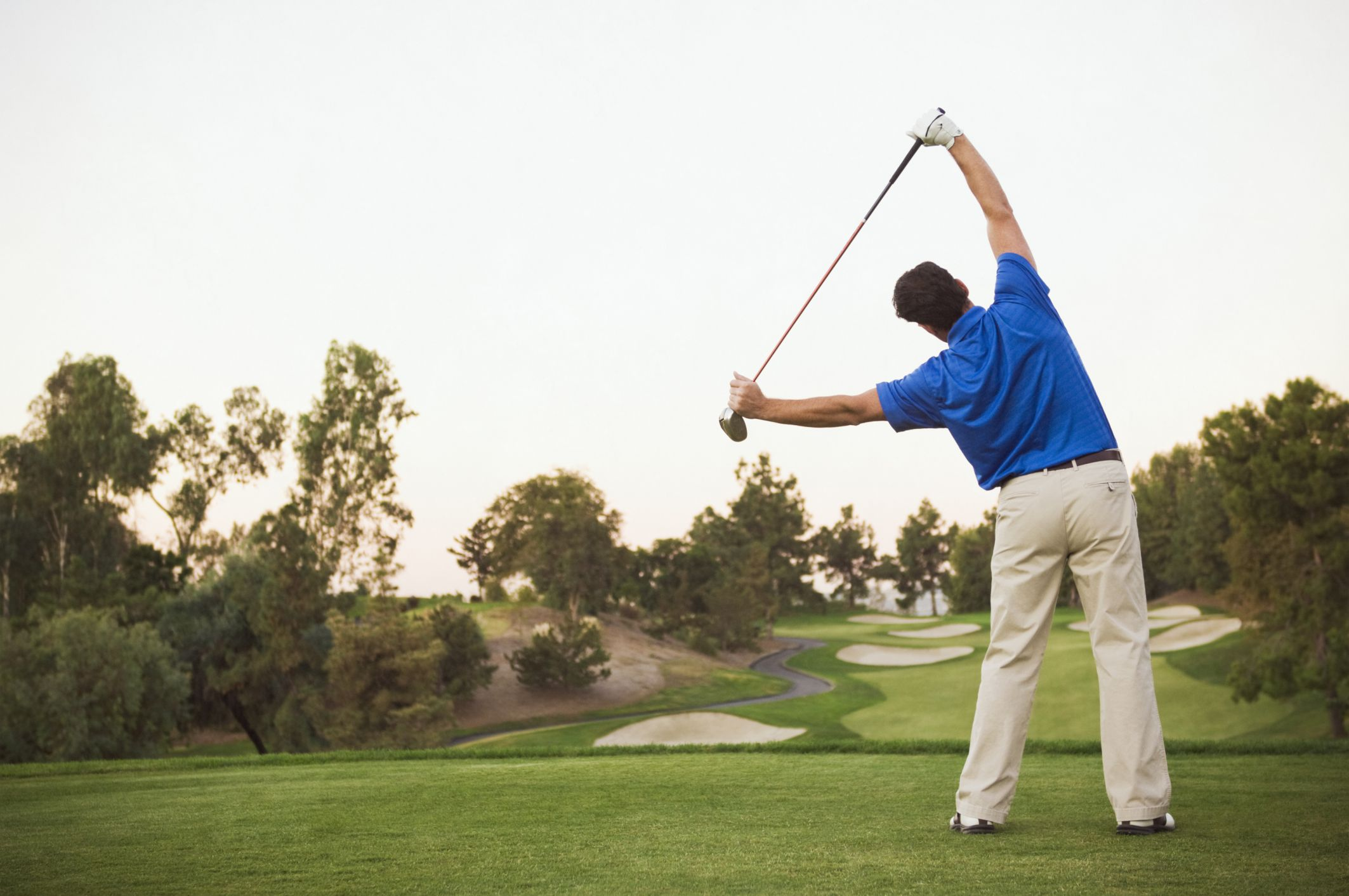 Distance Power Golf Tips Swing Strength and Equipment