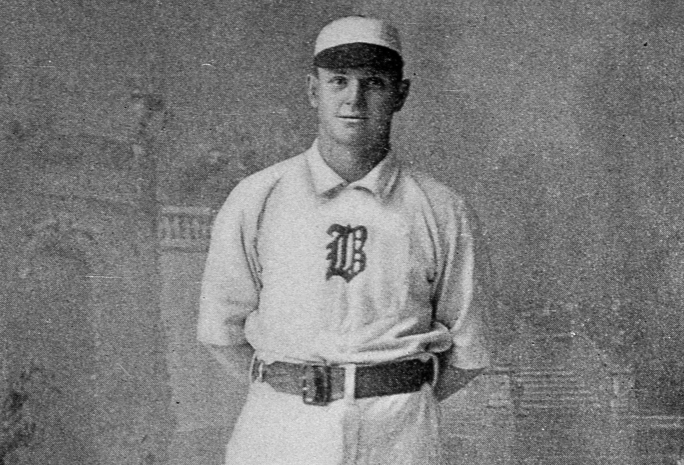 19th century baseball player Billy Hamilton