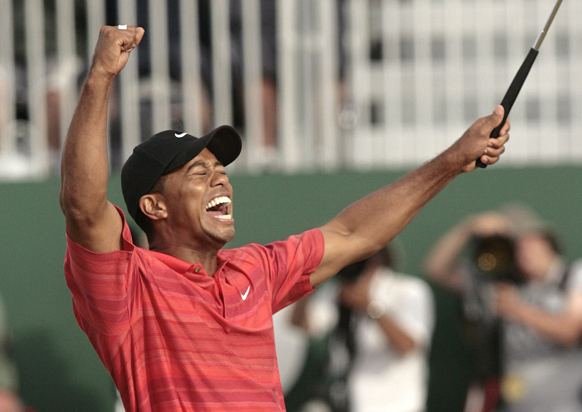 tiger woods u0026 39  record in majors  wins  facts and stats