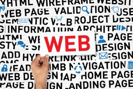 web and other words