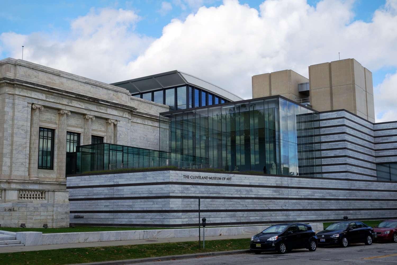 Clevelandin taidemuseo Case Western Reserve Universityssä