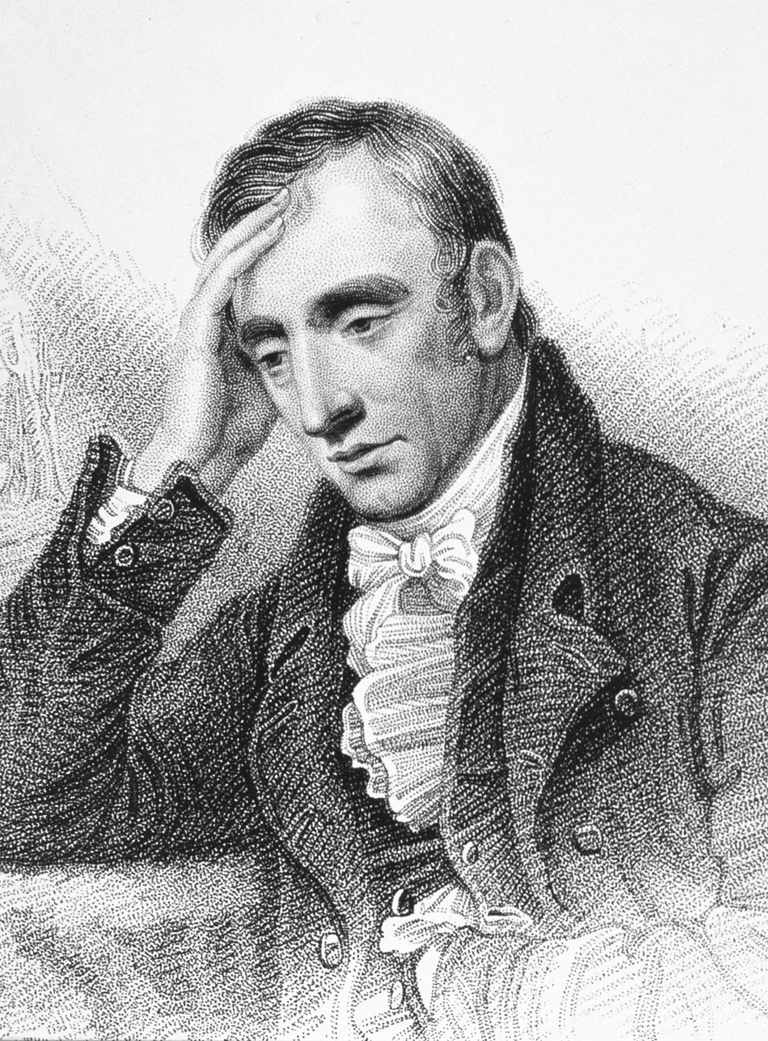 William Wordsworth engraving