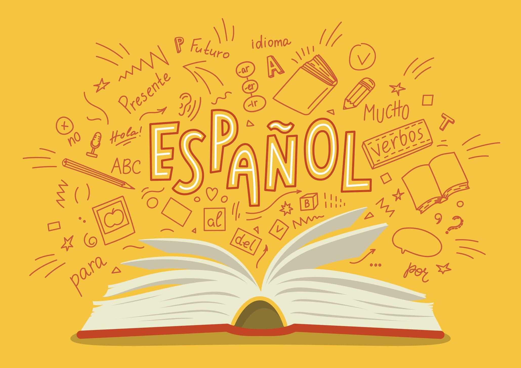 Ny på Snakker spansk? 10 ting du trenger å vite om spansk verb