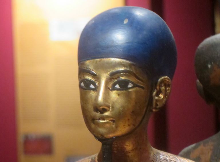Statue of the god Ptah.