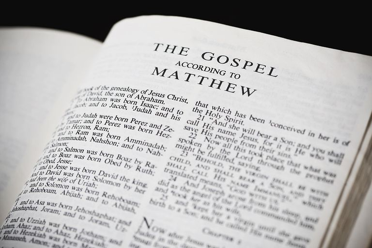 Introduction-Gospel-Matthew