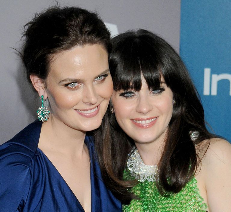 Emily and Zoey Deschanel have an interesting family tree, including French, Irish, Quaker and Colonial American ancestors.