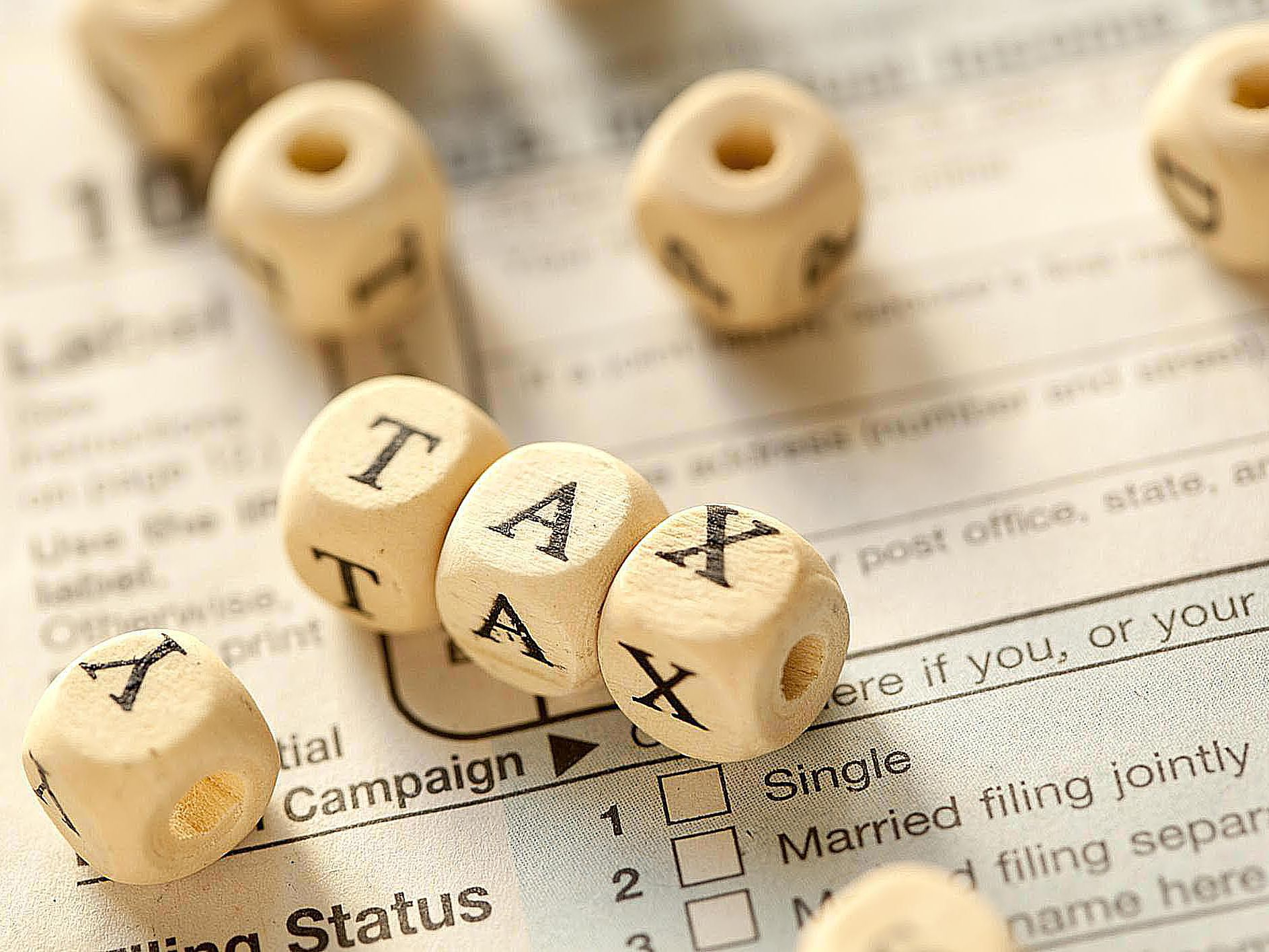 Funny Quotations About Paying Taxes